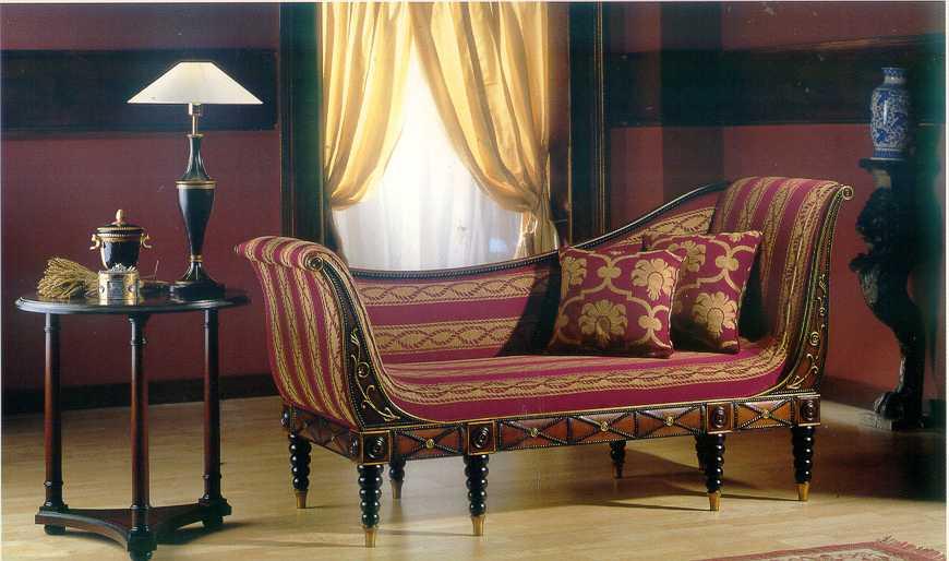 472 Chaise Longue