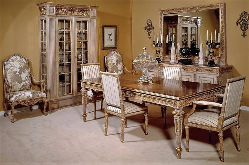 640 DINING ROOM (OLD WHITE & GOLD)